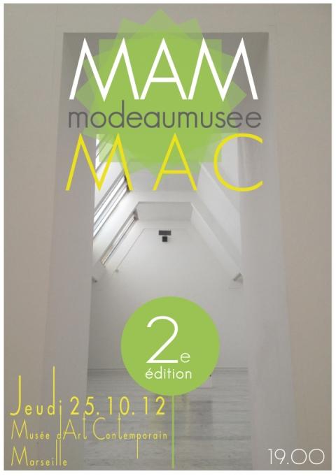 Mode au musée Marseille