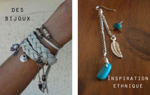 bijoux tendance ethniques