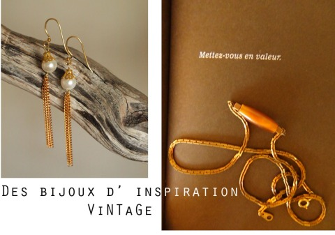 bijoux vintage crees