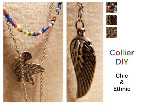 Collier Chic & Ethnic
