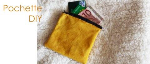 Pochette jaune