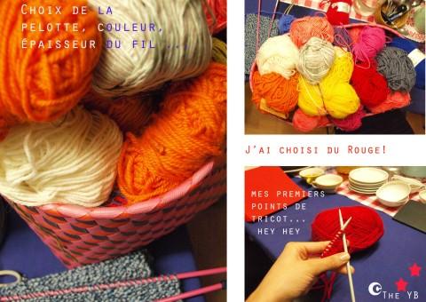 Atelier tricot Marseille 2
