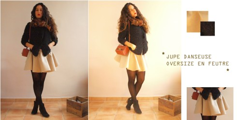 DIY FINAL JUPE DANSEUSE