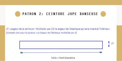PATRON CEINTURE JUPE V2