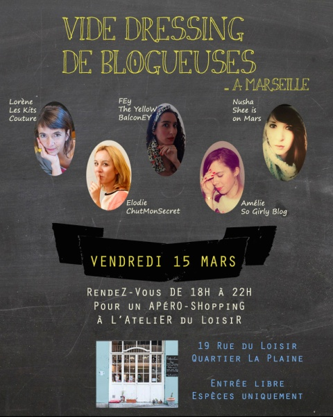 Vide dressing Blogueuses MARS VFINAL