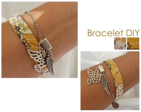 Bracelet DIY Atelier bijou samedi 9 mars 2013 Avignon