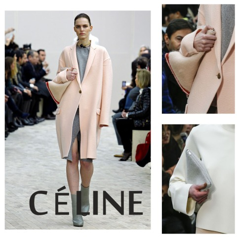 CLUTCH CELINE INSPIRATION