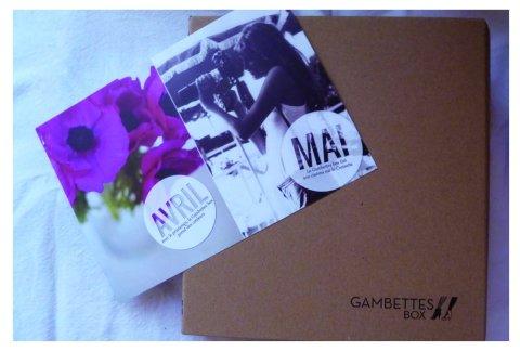 Gambettes box