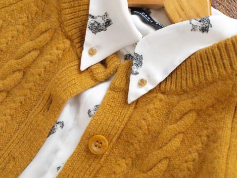 LOOOK#4 vide dressing des blogueuses chemise