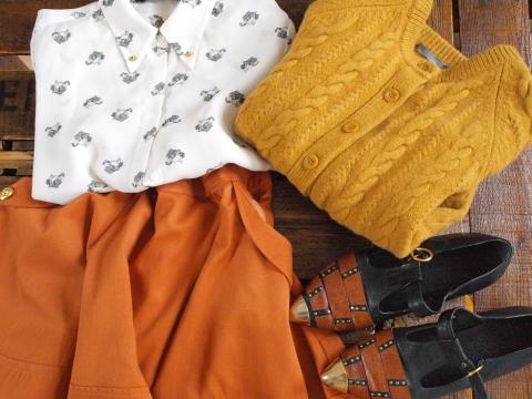 LOOOK#4 vide dressing des blogueuses