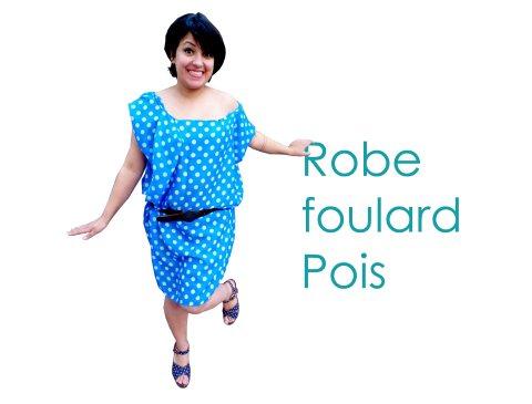 Robe foulard 2013