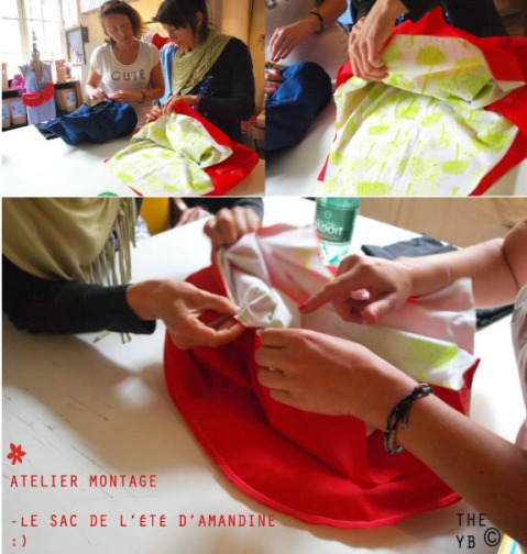 ATELIER MONTAGE COURS COUTURE LORENE BELLAMY
