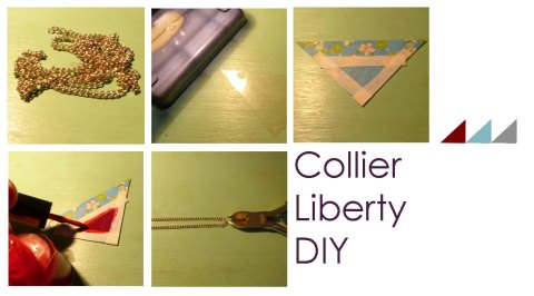 Collier Liberty