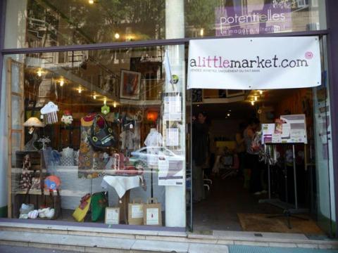 Boutique éphémère Marseille