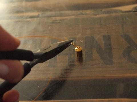 TUTO DIY CORDON LUNETTES ecraser perles