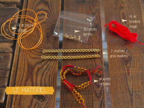 MATOS DIY BRACELET HIPANEMA
