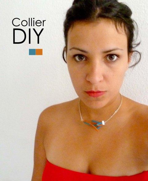 Collier DIY