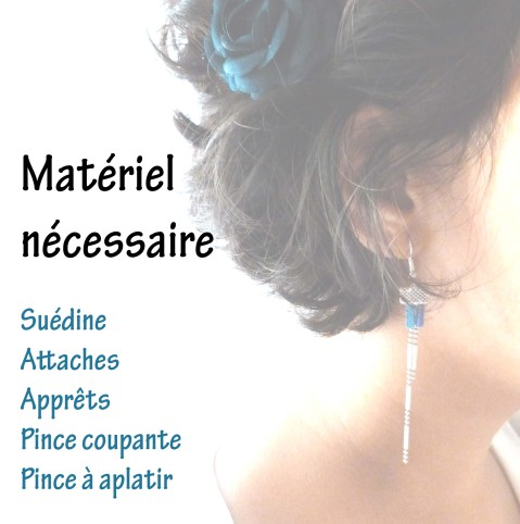 Matériel Boucles DIY