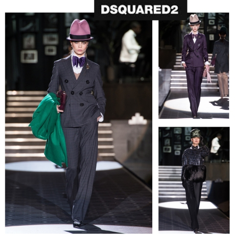 INSPIRATION DSQUARED