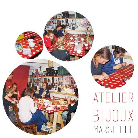 Atelier créatif Marseille