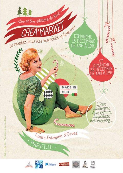 crea market hiver