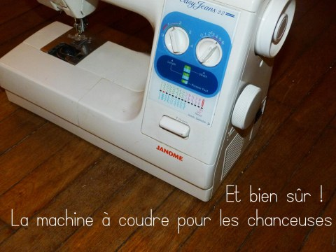 Machine à coudre