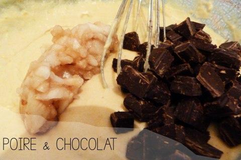 Poire & Chocolat